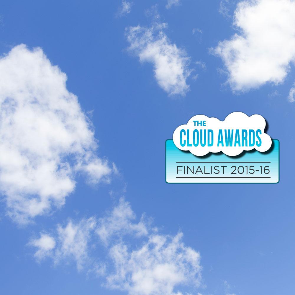 The Cloud Awards Finalist 2015-16