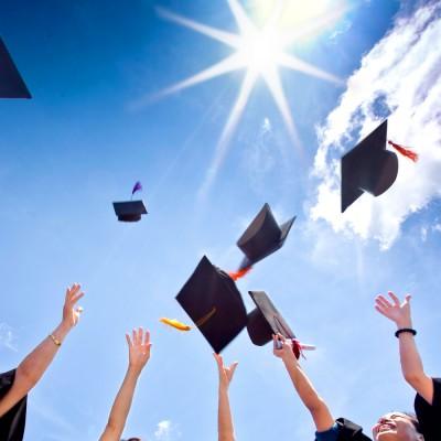 graduationm square