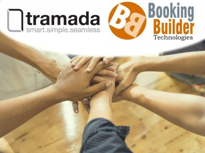 BookingBuilder & Tramada partnership