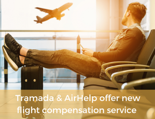 Tramada & AirHelp offer new flight compensation service