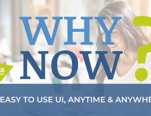 Why Now? Tramada is User-Friendly